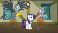 "Spike ""I'll fly with you"" S9E19"