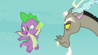 "Spike ""Starlight is in charge now"" S8E15"