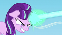 Starlight shoots magic beam S5E26