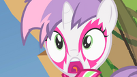 Sweetie Belle Oh no! S1E18