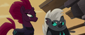Tempest and Grubber skeptical of Capper MLPTM.png