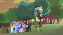Thorax --Nothing other than changeling magic-- S6E26