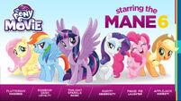Toy Fair 2017 Investor Presentation - MLP The Movie Main Cast