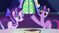 "Twilight Sparkle ""available for everypony"" S7E14"
