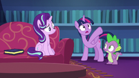 Twilight Sparkle --turned into all of this-- S6E21