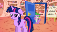 Twilight frustrated S1E06