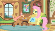 201px-Fluttershy sitting like a person S1E22