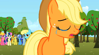 Applejack tears S02E15