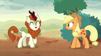 "Autumn Blaze ""haven't been able to share"" S8E23"