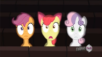 CMC scared of the movie S3E4