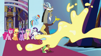 Discord turns dark magic into pudding S9E2