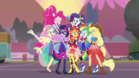 Equestra Girls together again EGFF
