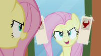 Fluttershy 'This is the new me' S2E19