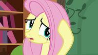 Fluttershy almost unable to watch S7E5