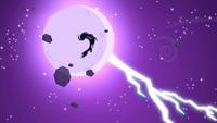 Luna in the moon S3E6