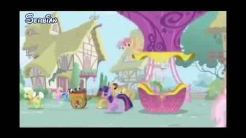 My Little Pony Serbian Opening V3