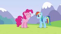 Pinkie Pie 'Okay!' S3E7
