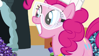 Pinkie Pie grin squee S4E18