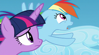 "Rainbow ""the more she likes them!"" S8E20"