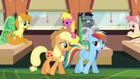 Rainbow Dash --I don't get it-- S6E18