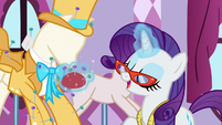 "Rarity ""Top Hat Appreciation Society soiree"" S9E22"