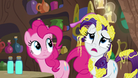 Rarity -take anymore mane fright today- S7E19