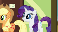 Rarity coming in S2E16