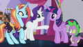 Rarity points at Twilight S5E14.png
