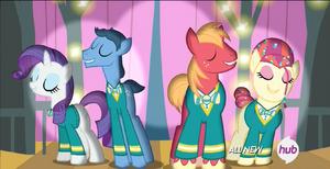 S04E14 Ponytones śpiewają