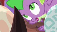 """Spike """"supposed to be hot"""" S9E9"""
