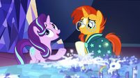 """Starlight """"totally excited about us going together"""" S8E8"""