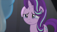 Starlight Glimmer getting teary-eyed S6E6