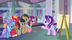 "Starlight declares ""substituting for the teachers"" S9E20"