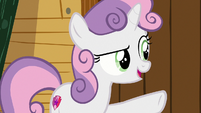 "Sweetie Belle ""tons of activities to try"" S7E21"