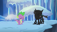 Thorax --I couldn't ask you to give that up-- S6E16