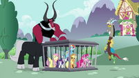 """Tirek """"You've gathered up all of them"""" S4E26"""