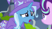 Trixie -kick his brother out of the hive!- S7E17