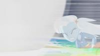 Trixie getting blown away EG2