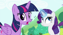 "Twilight ""to try to get to know her better"" S4E18"