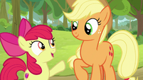 "Apple Bloom ""that's a great idea!"" S9E10"