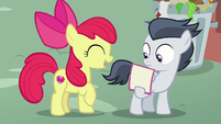 "Apple Bloom ""the first session's tomorrow"" S7E21"