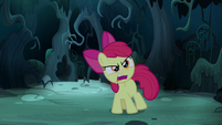 Apple Bloom -all right, whoever you are!- S5E4
