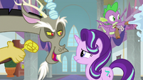 "Discord ""won't Twilight be so disappointed"" S8E15"