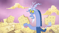 Discord eating biscuits S4E11