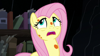 "Fluttershy ""I've caught Swamp Fever!"" S7E20"
