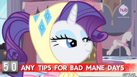 """Hot Minute with Rarity """"I don't have any personal experience"""""""