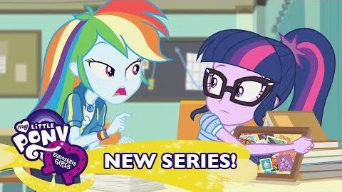 MLP Equestria Girls - 'Last Day of School' Exclusive Short 📚