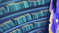 More library books are quickly shelved S6E21