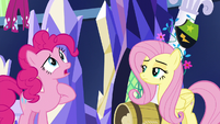 Pinkie --we can't get rid of the cannons-- S5E3