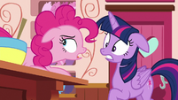 Pinkie Pie --it's extraordinary, all right-- S6E22